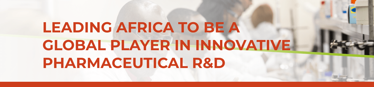 leading africa to be a global player